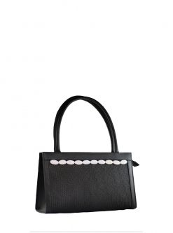 Alice shoulder bag store: black Alice