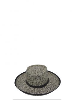 womens-straw hats-blue-gambler