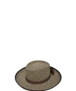 brown partridge hat