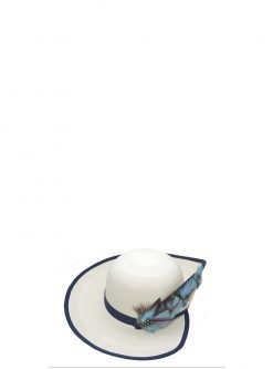 womens straw hats: hummingbird