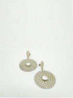Designers jewelry: Yatziri sterling silver necklace