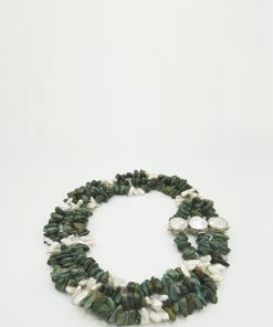 tourquise green necklace