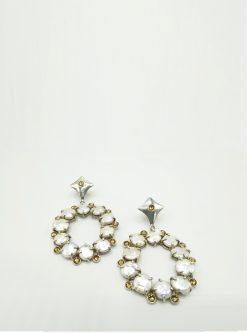 designer jewelry: Meagan earrings