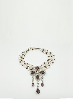 Designers Jewelry - chloe pearl necklace