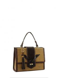 bags store. Stela leather handbag