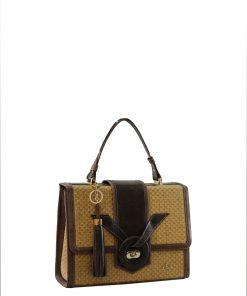 handbags: estela: tote