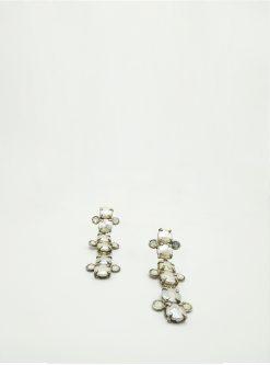 jewelry: Kassia sterling silver earrings