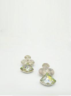 jewelry: nereid- silver-earrings