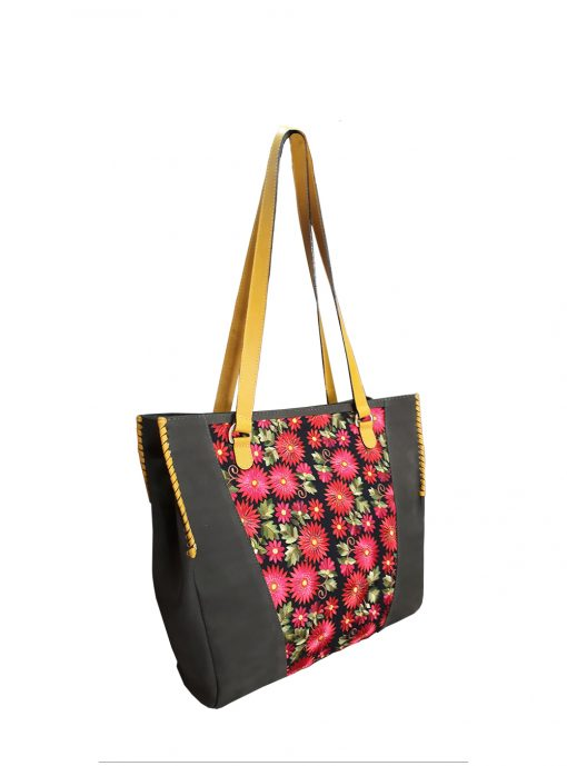 life designer shoulder handbag