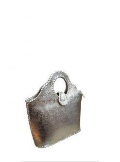Designer handbags Silver Tote