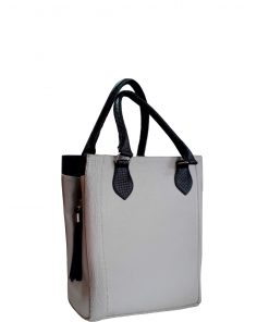 Daisy white handbag 1