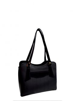 Tulip - black handbags
